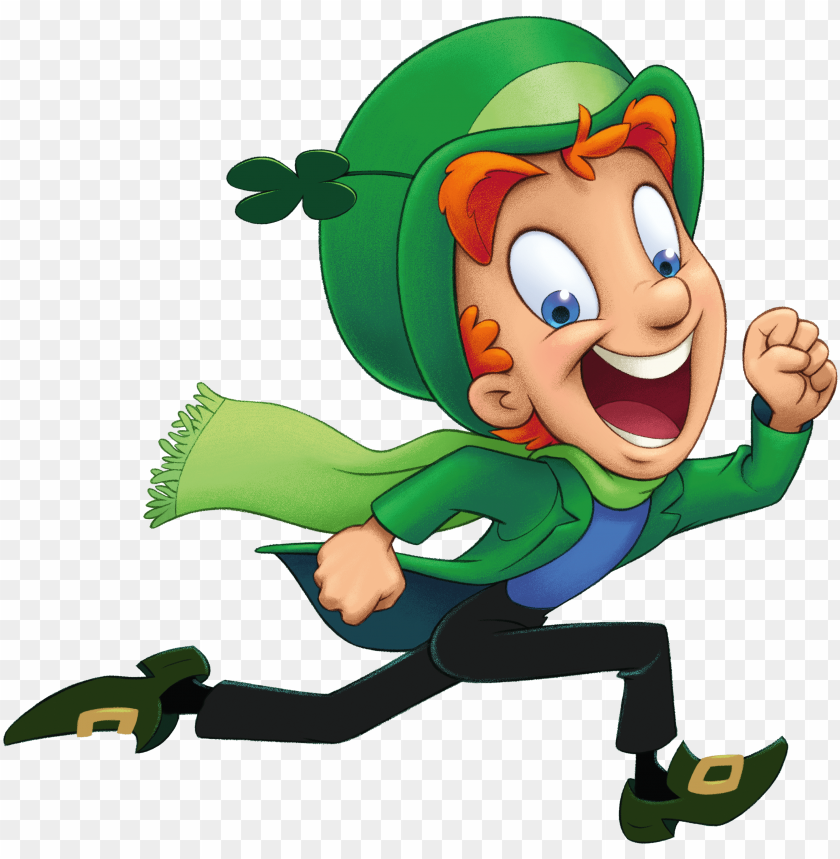 Lucky Charms Leprechaun Png Image With Transparent Background Toppng