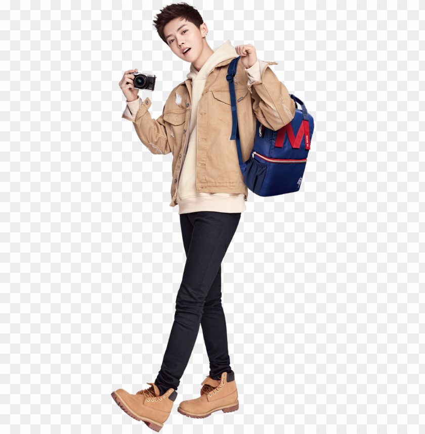 free PNG luhan international on twitter - photography PNG image with transparent background PNG images transparent