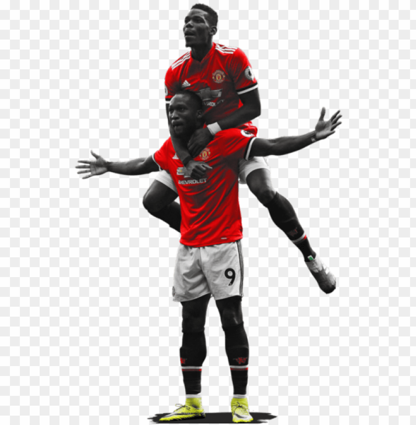 free PNG lukaku pogba manchester united PNG image with transparent background PNG images transparent