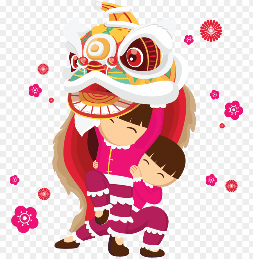 Lunar New Year Kickoff Chinese New Year Png Image With