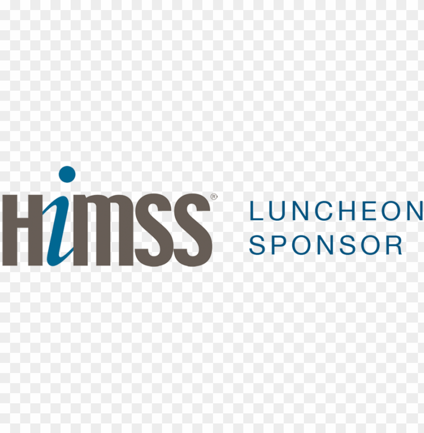 free PNG luncheon - himss 2017 logo PNG image with transparent background PNG images transparent