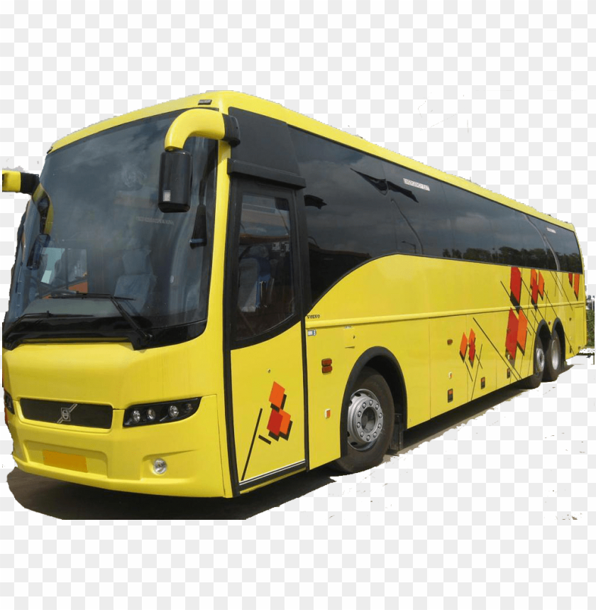 free PNG luxury buses - bus india PNG image with transparent background PNG images transparent