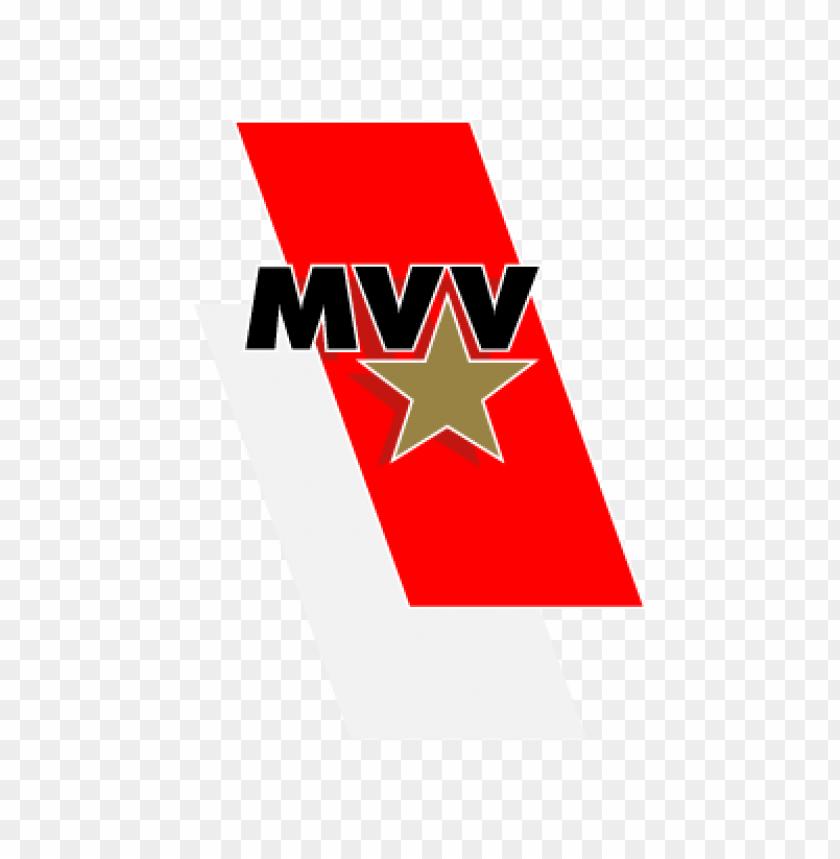 free PNG maastricht vv (1902) vector logo PNG images transparent