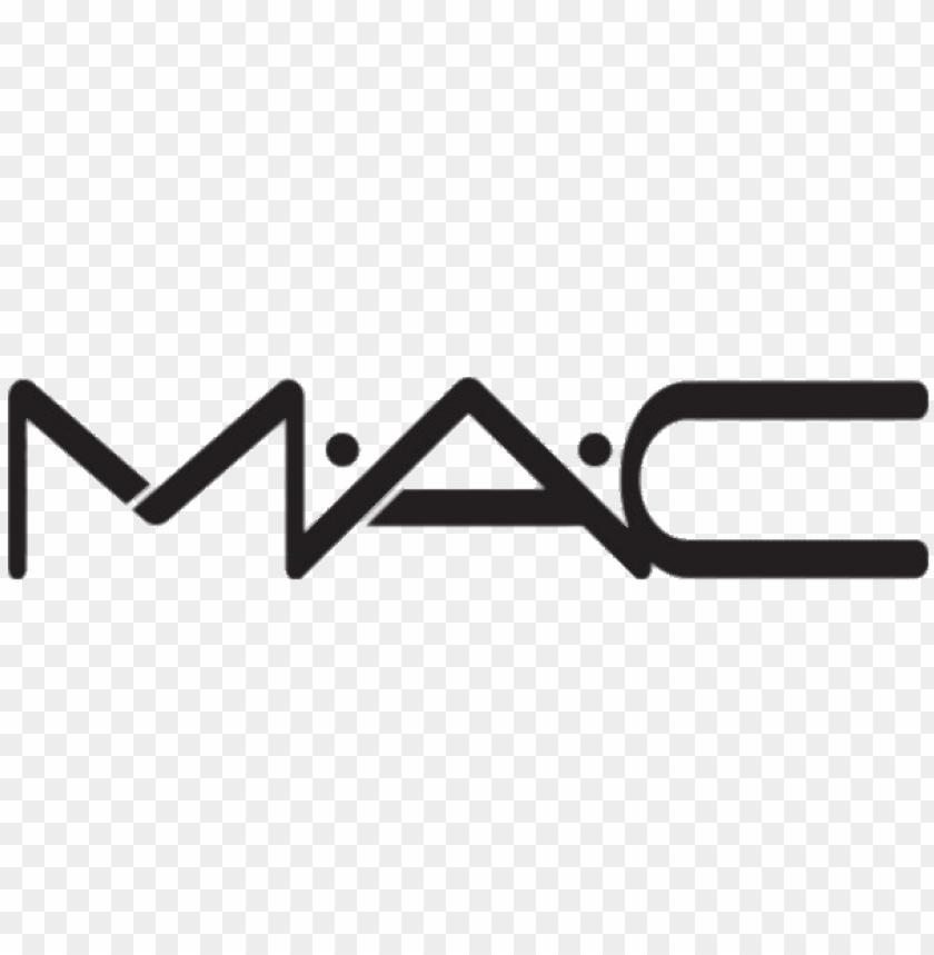 free PNG mac logo - mac makeup logo PNG image with transparent background PNG images transparent