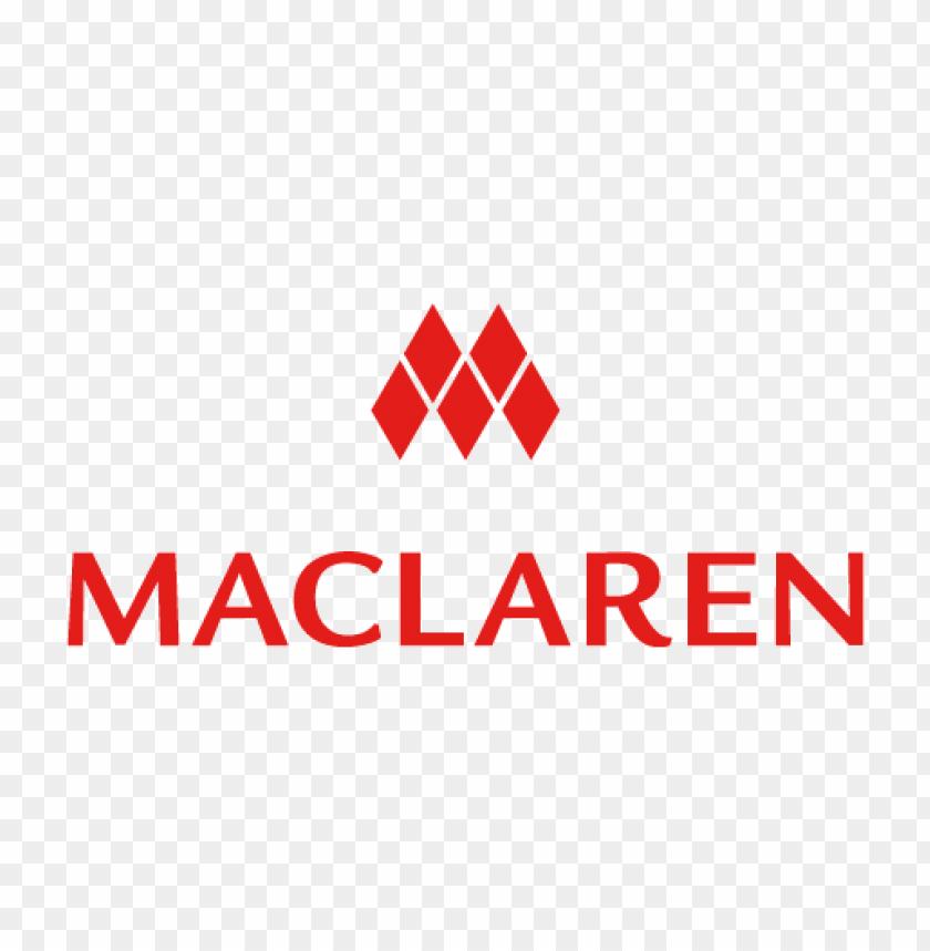 free PNG maclaren logo vector PNG images transparent