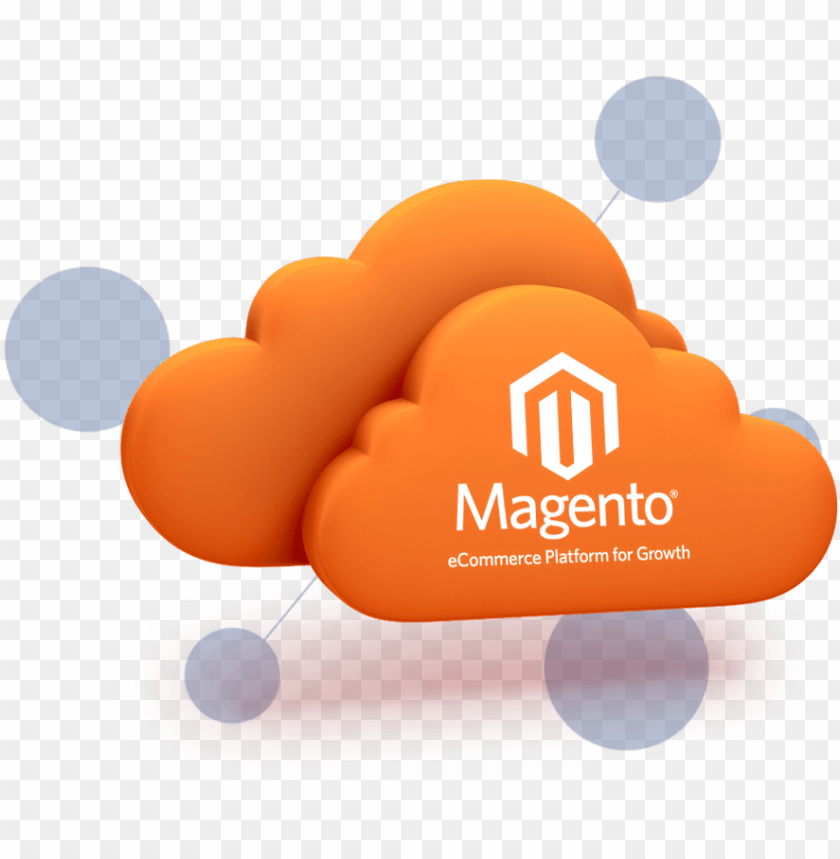 free PNG magento flaunts its cloud ecosystem - cloud desi PNG image with transparent background PNG images transparent
