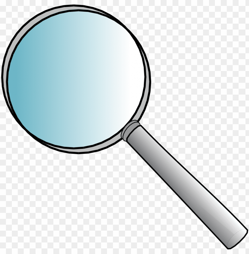 free PNG magnifying glass cartoon drawing download free commercial - magnifying glass clipart PNG image with transparent background PNG images transparent