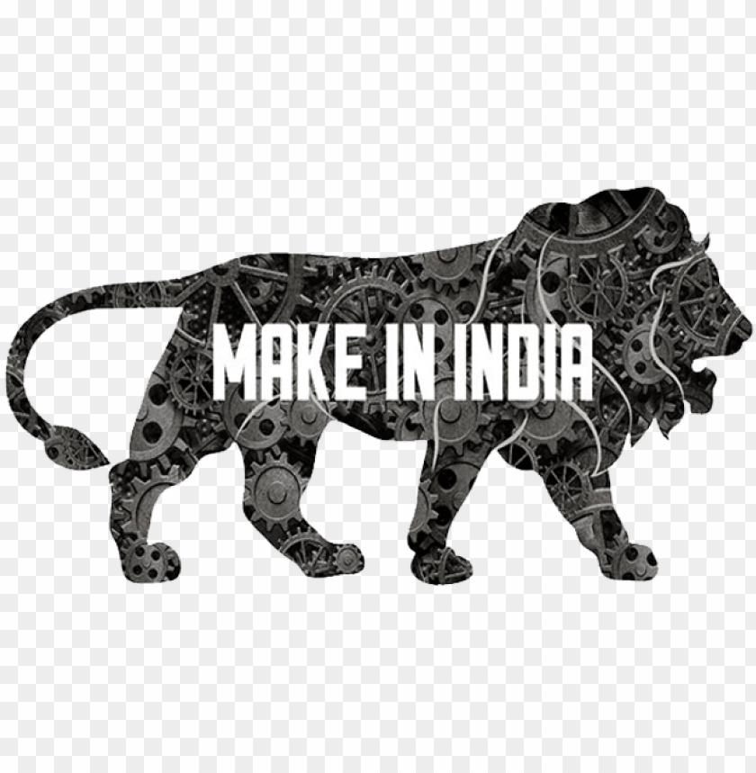 free PNG make in india programme - make in india logo vector PNG image with transparent background PNG images transparent
