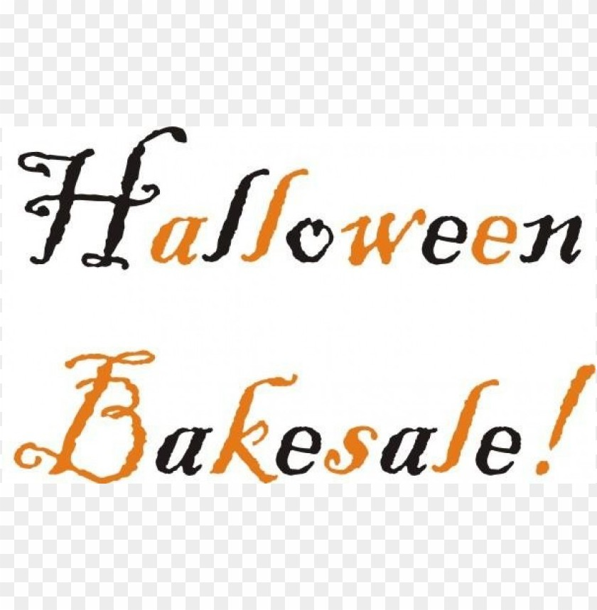 free PNG Download make meme with halloween bake sale clipart png photo   PNG images transparent