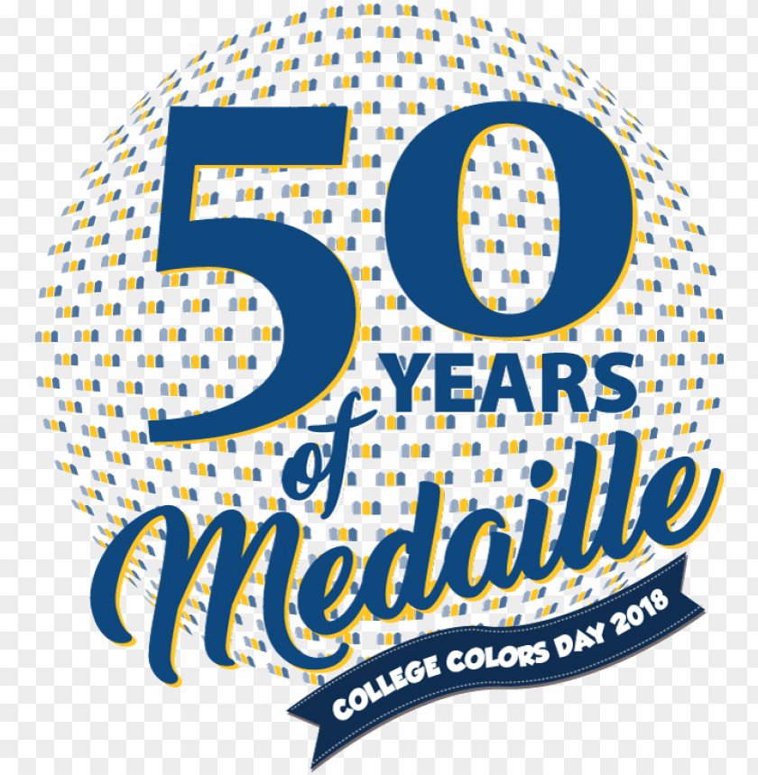 "free PNG make this ""50 years of medaille"" icon your profile PNG image with transparent background PNG images transparent"