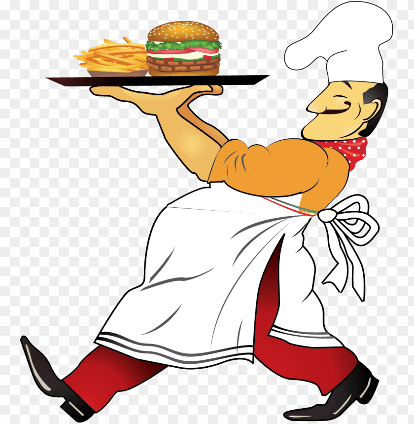 free PNG Download male chef clipart png photo   PNG images transparent