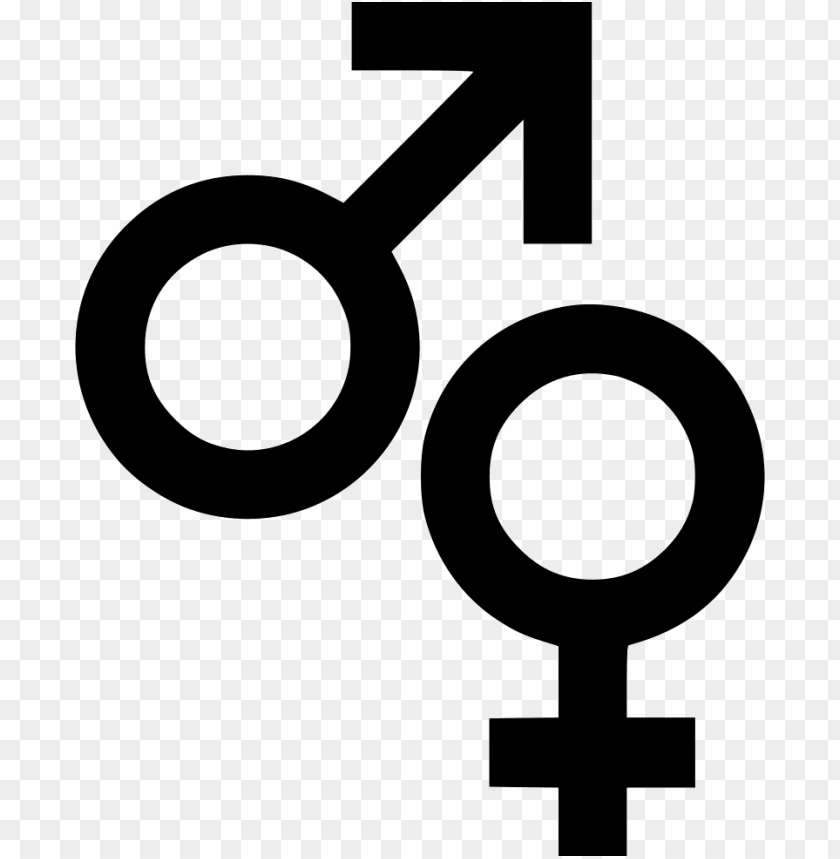 free PNG male female symbols sign biology comments - male female symbol PNG image with transparent background PNG images transparent