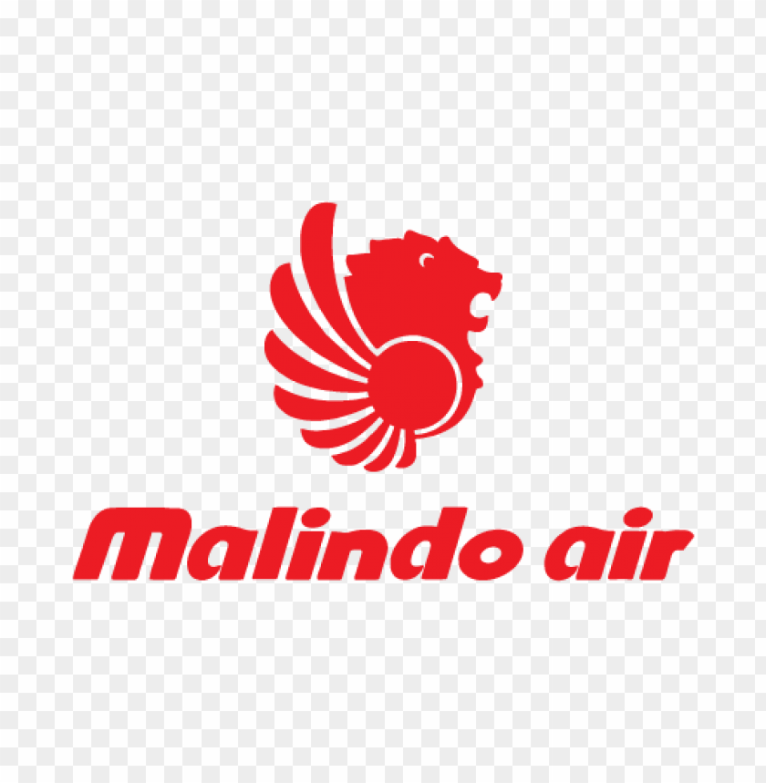 free PNG malindo air logo vector PNG images transparent