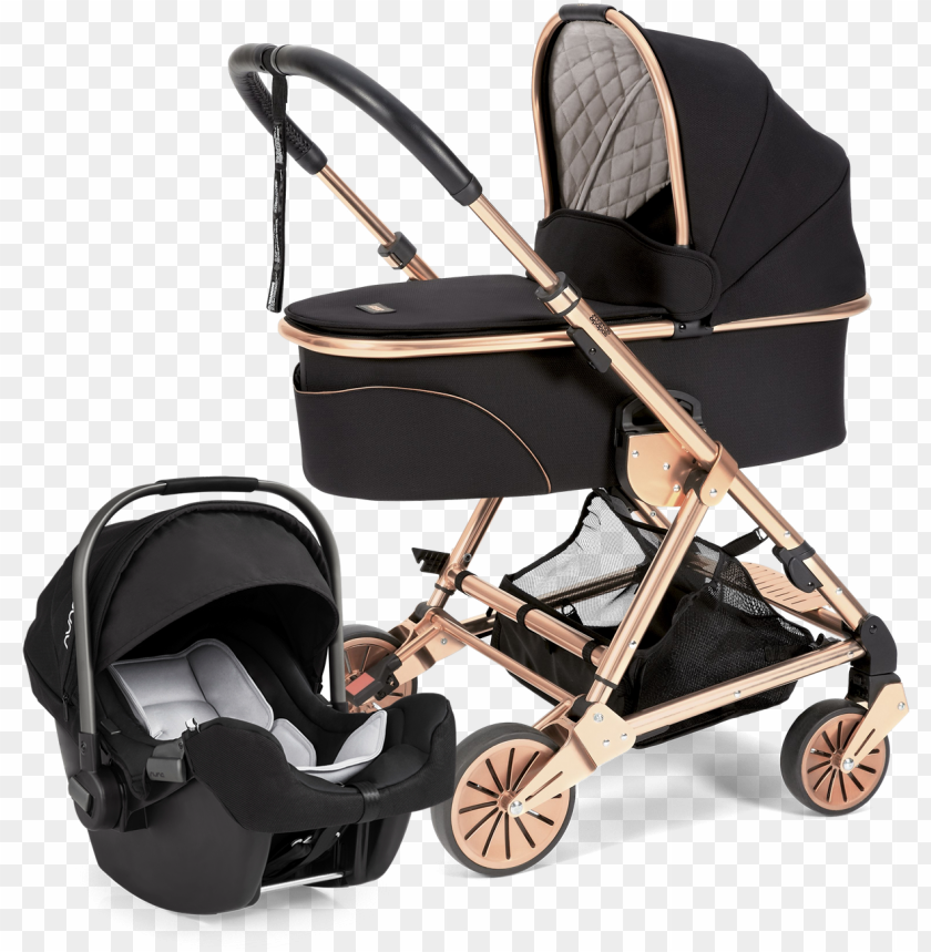 free PNG mamas & papas urbo 2 stroller, signature edition - mamas and papas urbo rose gold PNG image with transparent background PNG images transparent