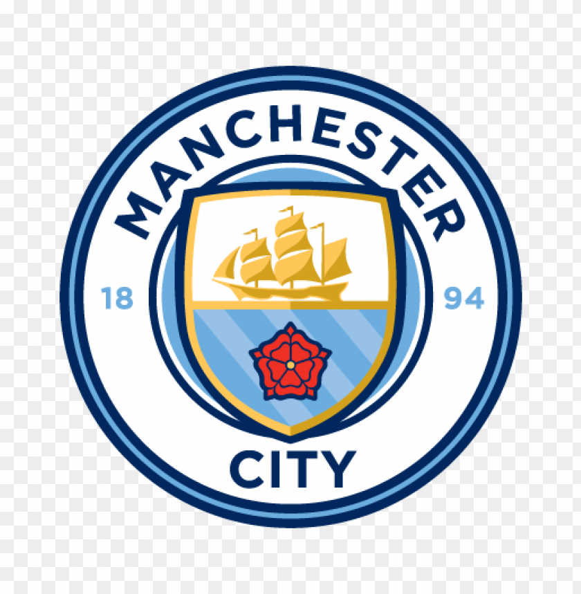 free PNG manchester city f.c. logo vector free download PNG images transparent