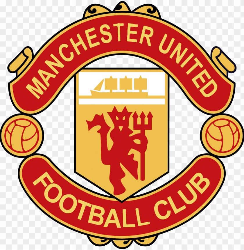 free PNG manchester united emblem - manchester united logo dream league soccer 2018 PNG image with transparent background PNG images transparent