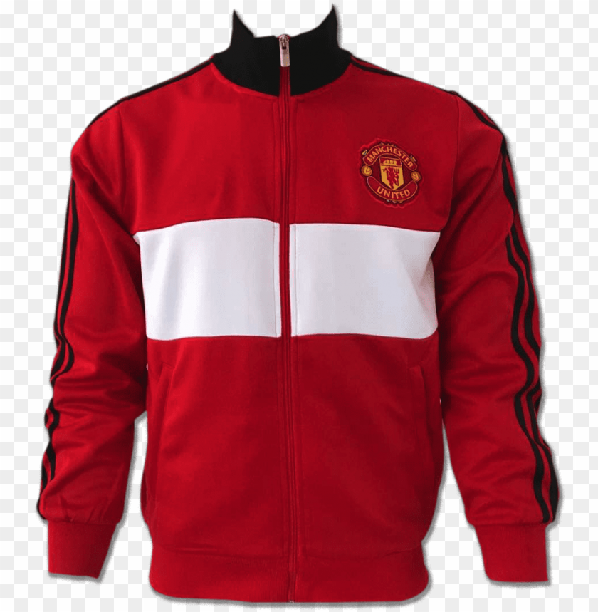 Manchester United Fc Premium Quality Winter Jacket Manchester United F C Png Image With Transparent Background Toppng