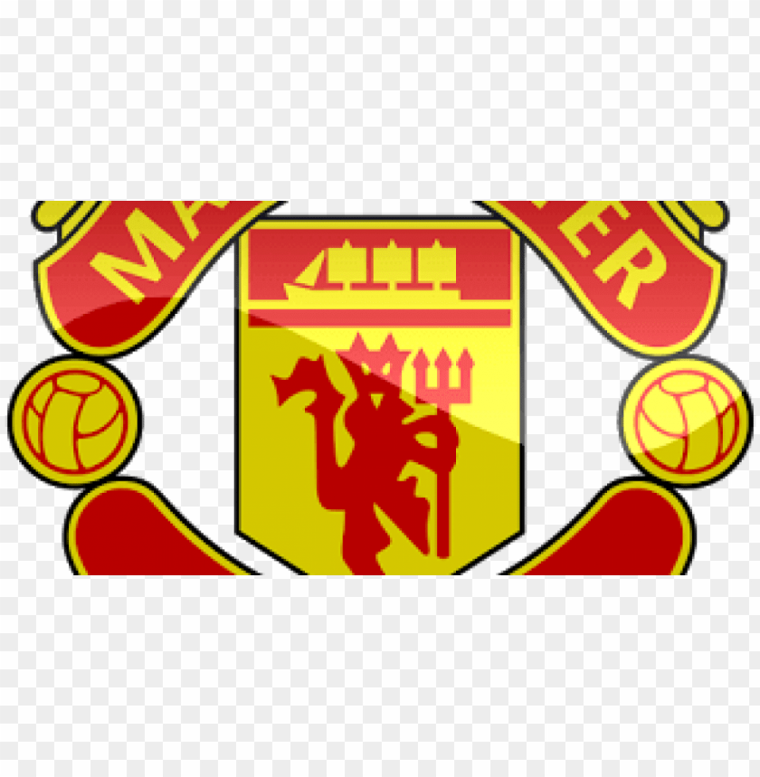 manchester united logo - manchester united dream league soccer logos url PNG image with transparent background@toppng.com