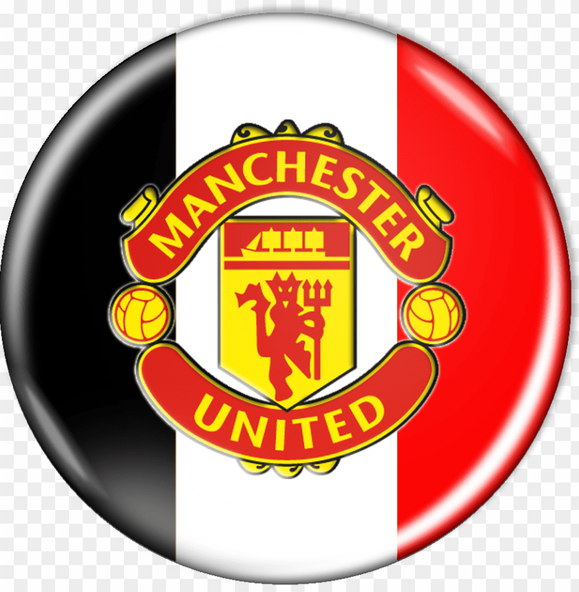 Manchester United Png Free Download Manchester United Logo 3d Png Image With Transparent Background Toppng