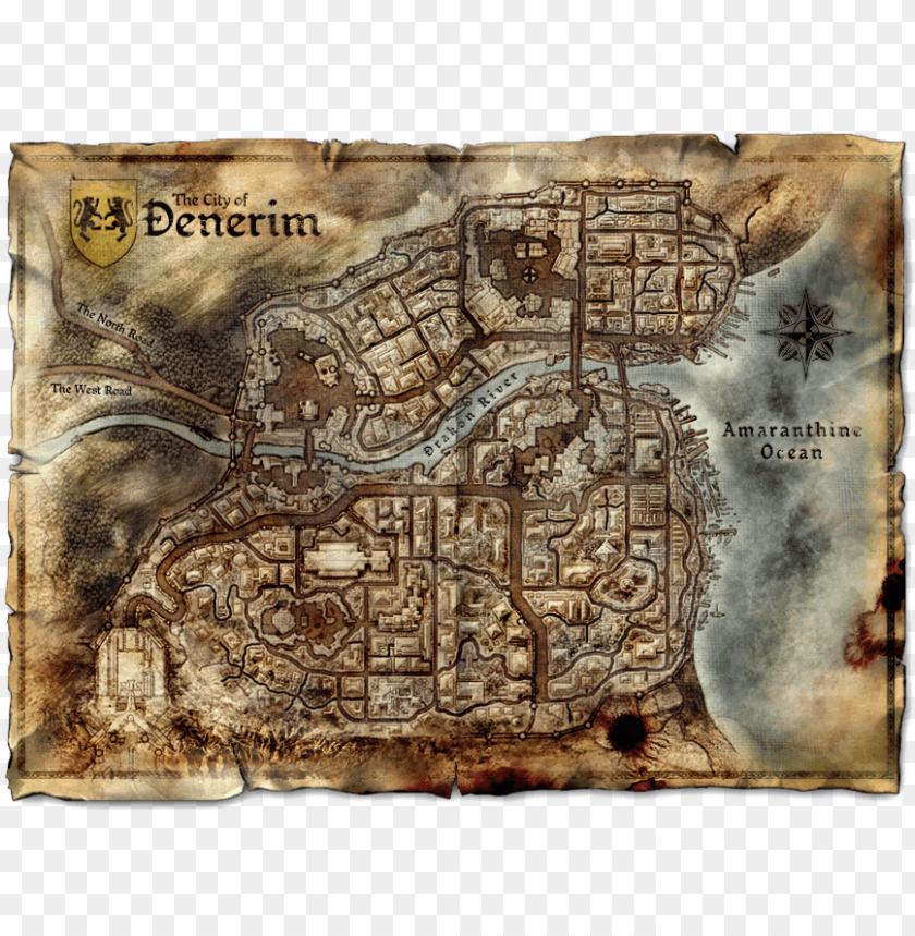 free PNG map mod for dragon age origins dane pinterest dragon - denerim map dragon age PNG image with transparent background PNG images transparent
