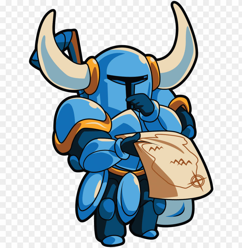 free PNG map - shovel knight [amiibo set] PNG image with transparent background PNG images transparent
