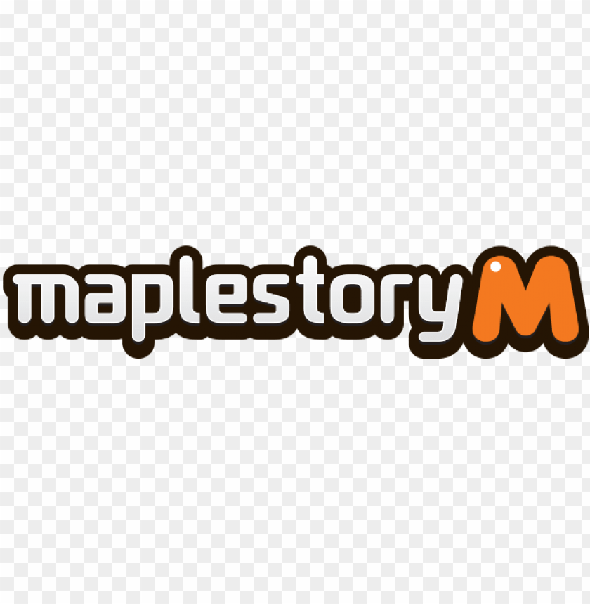 free PNG maplestory m download free pc games on gameslol - maple story m logo PNG image with transparent background PNG images transparent