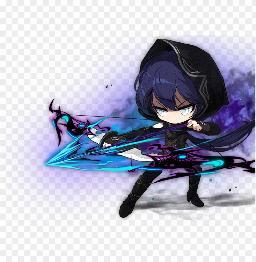 free PNG #maplestory's newest archer class - maplestory new archer class PNG image with transparent background PNG images transparent