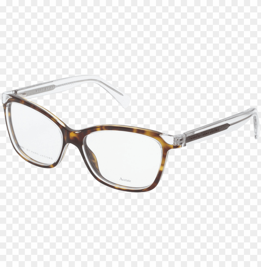 free PNG marc by marc jacobs mmj 614 eyeglasses PNG image with transparent background PNG images transparent