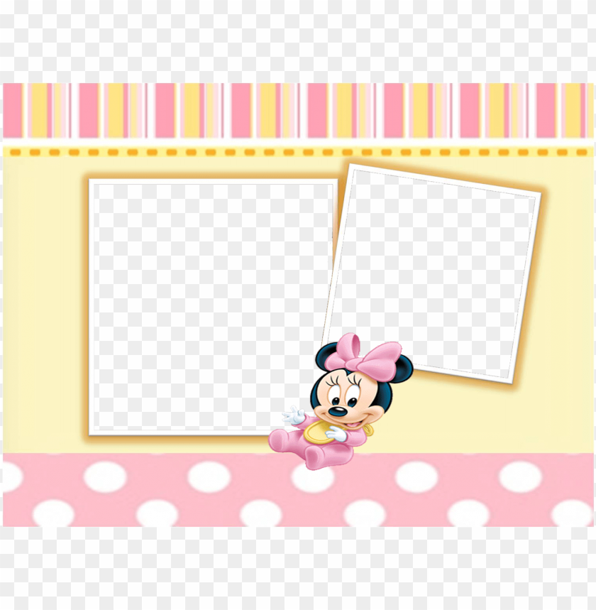 free PNG marco foto disney baby - minnie baby PNG image with transparent background PNG images transparent