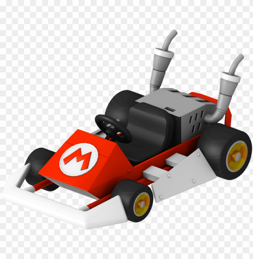 Mario Cart Png Pic Mario Kart Ds Standard Kart Png Image With