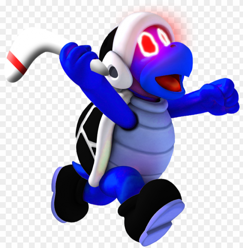 free PNG mario dark boomerang bro PNG image with transparent background PNG images transparent