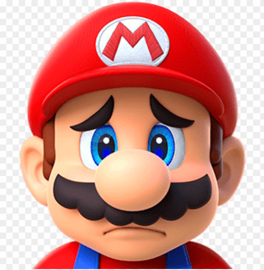 mario discord emoji - super mario run wink PNG image with ...
