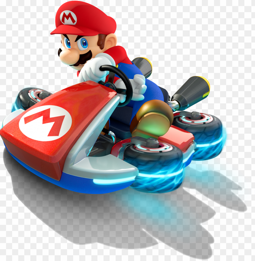 Mario Kart 8 Png Clipart Royalty Free Stock Mario Kart 8 Deluxe