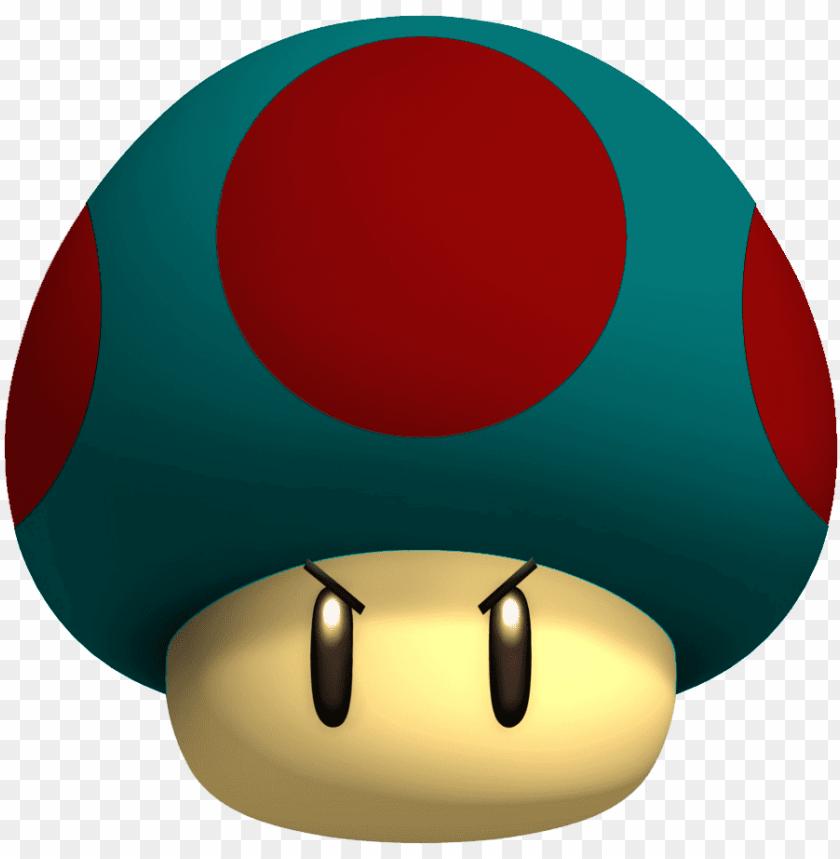 Mario Mushroom Png Transparent Image Super Mario Mushroom Png