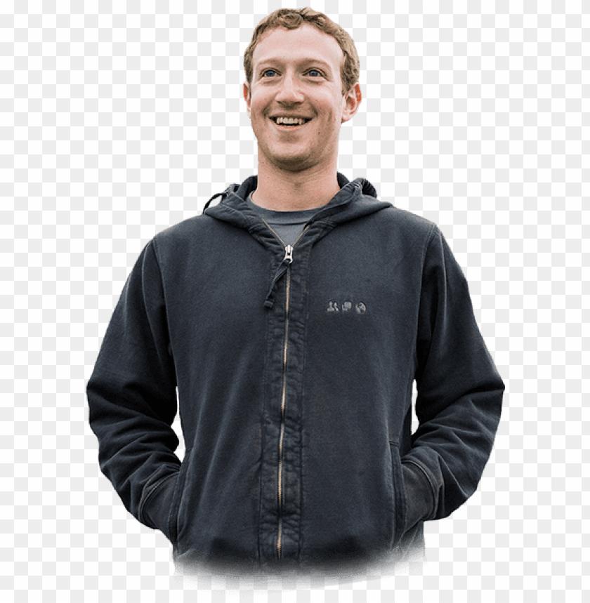 Mark Zuckerberg Png Mark Zuckerberg Zip Hoodie Png Image With