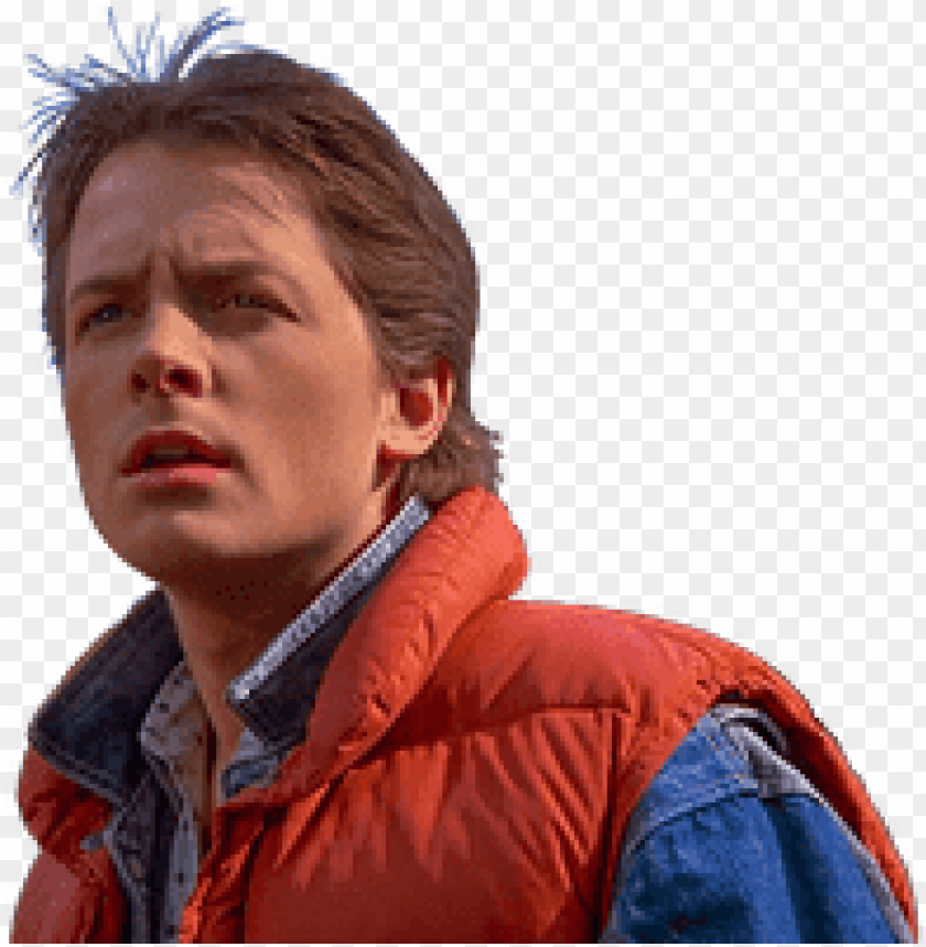 free PNG Download marty back to the future png images background PNG images transparent