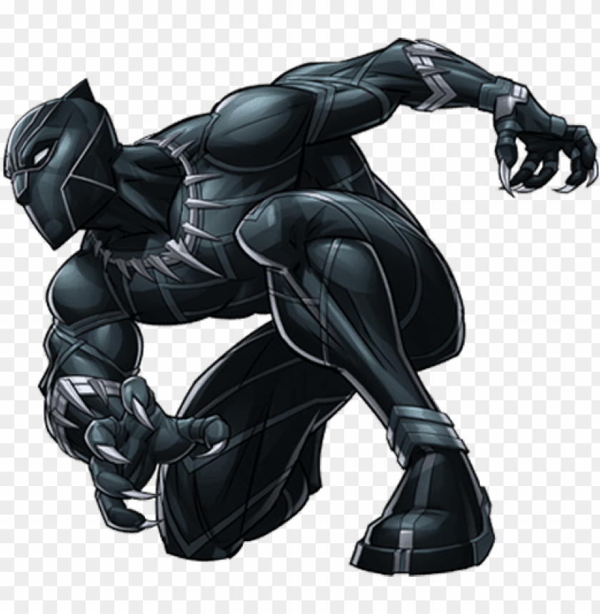 Marvel Black Panther Png Image With Transparent Background Toppng