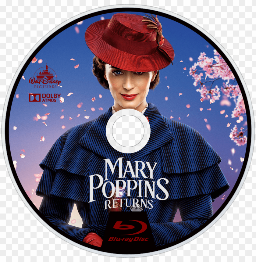 free PNG mary poppins returns bluray disc image - mary poppins returns PNG image with transparent background PNG images transparent