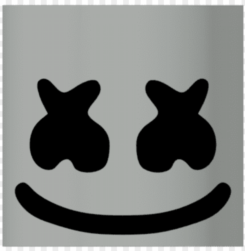 Mascara De Marshmallow Png Image With Transparent Background