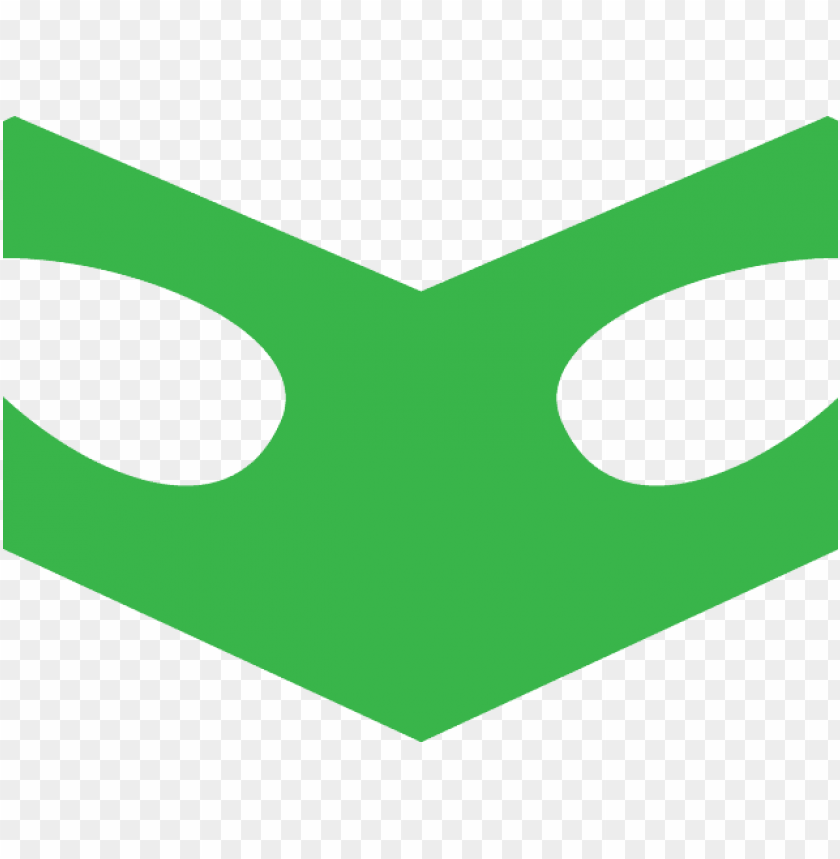 free PNG mask clipart green lantern - template for green lantern mask PNG image with transparent background PNG images transparent
