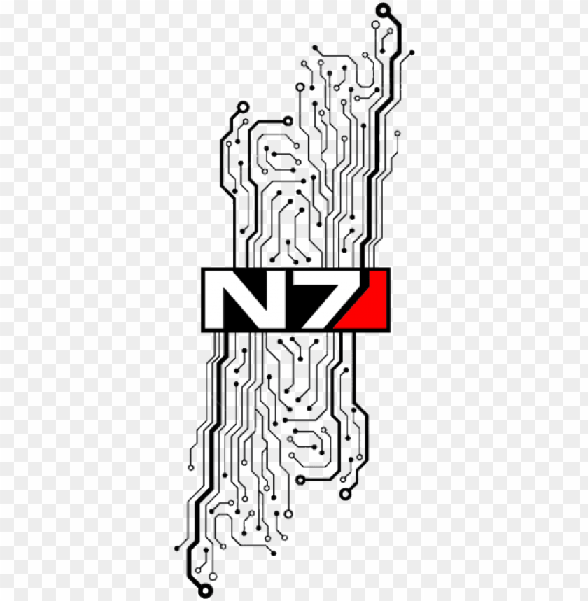 free PNG mass effect tattoo - mass effect andromeda initiative tattoo PNG image with transparent background PNG images transparent