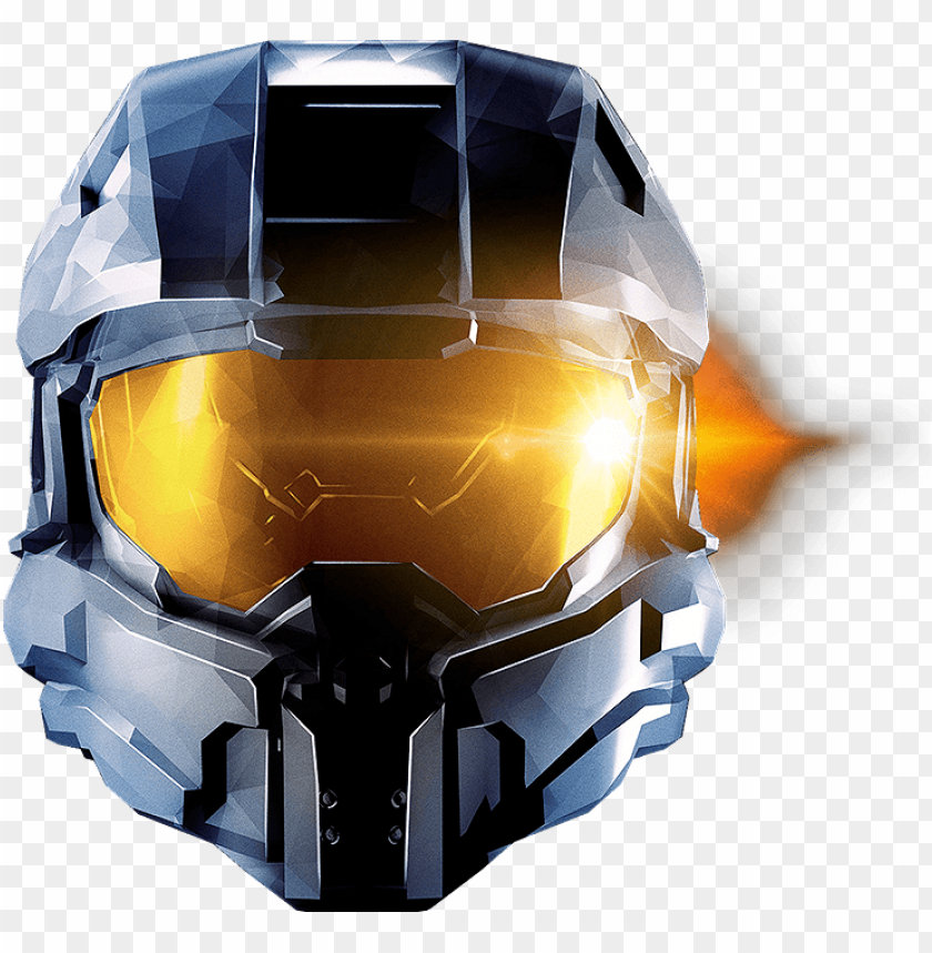 Master Chief Helmet Png Image With Transparent Background