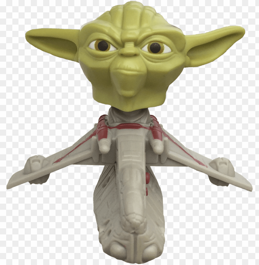 free PNG mcdonalds 2008 star wars clone 18-pc happy meal - figurine PNG image with transparent background PNG images transparent