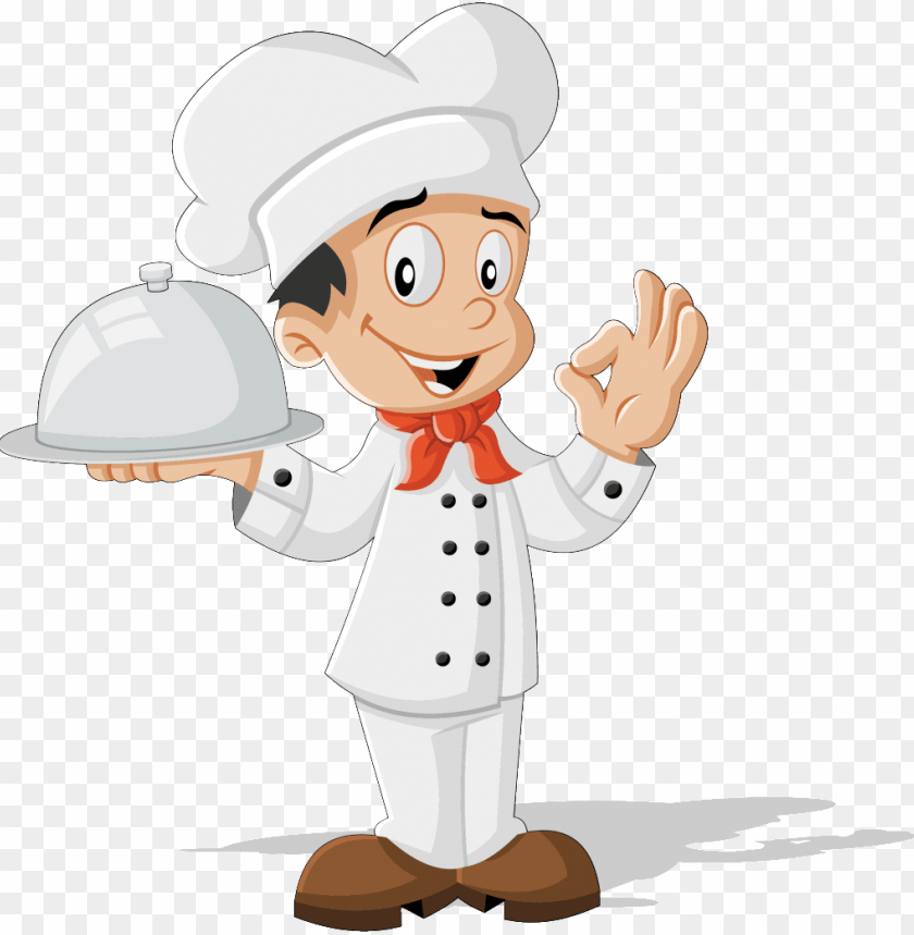 free PNG meal catering industry chef cartoon background vector - chef vector PNG image with transparent background PNG images transparent