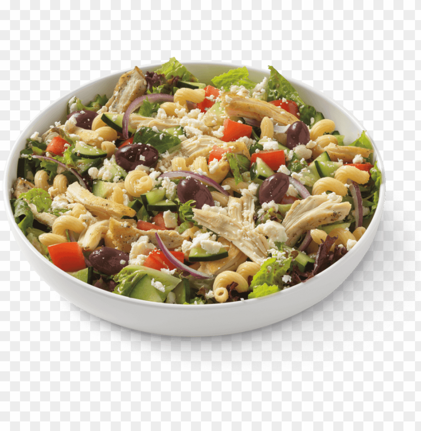 free PNG med-salad - buffalo chicken bowl tropical smoothie PNG image with transparent background PNG images transparent