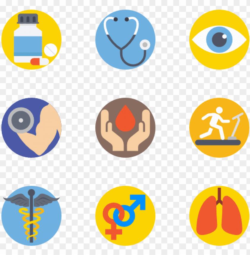 free PNG medical elements pack - medical icon pack sv PNG image with transparent background PNG images transparent