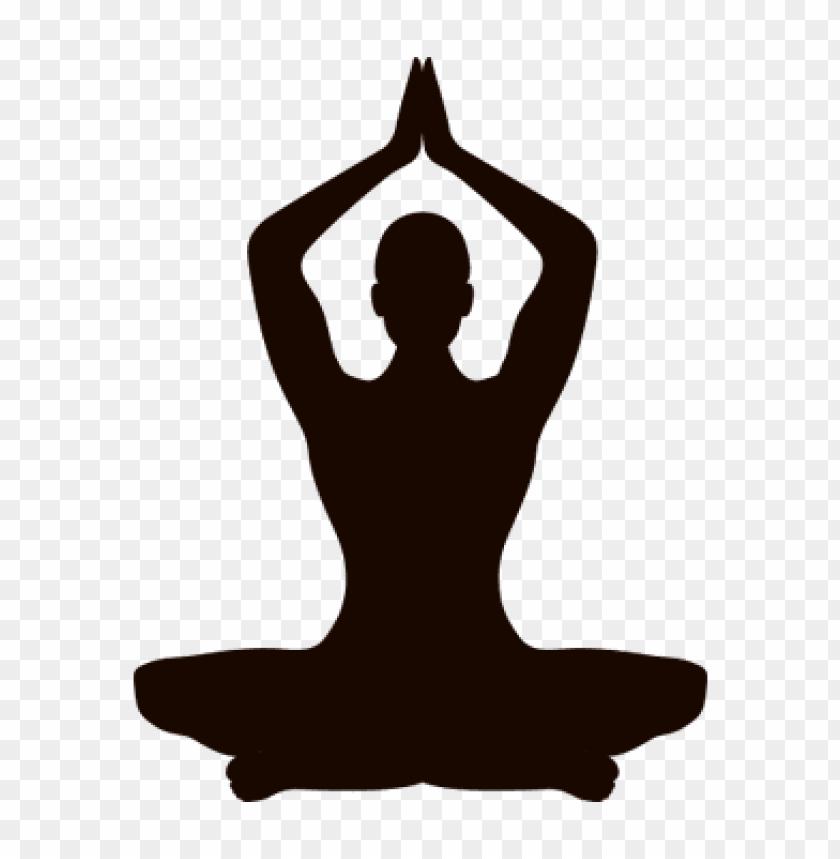 meditation symbol png image with transparent background toppng meditation symbol png image with