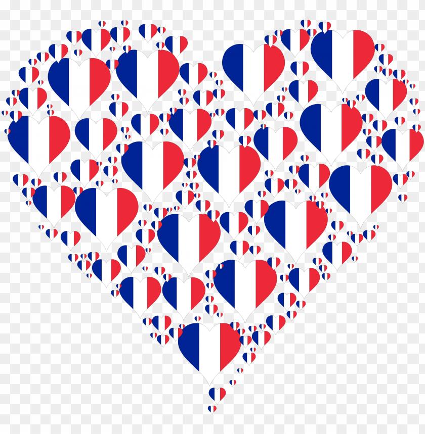 free PNG medium image - flag france heart shirt PNG image with transparent background PNG images transparent