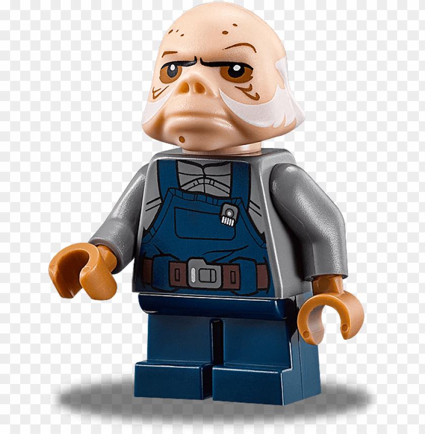 Meet Ugnaught Lego Star Wars 75137 Carbon Freezing Chamber