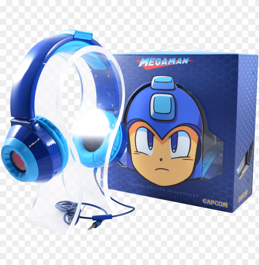 free PNG mega man hd led limited edition headphones PNG image with transparent background PNG images transparent